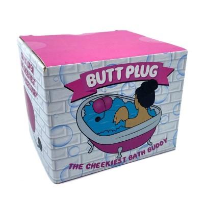 Butt Bath Plug