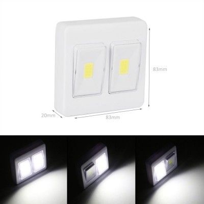 Dual Cordless Switch Light - LED