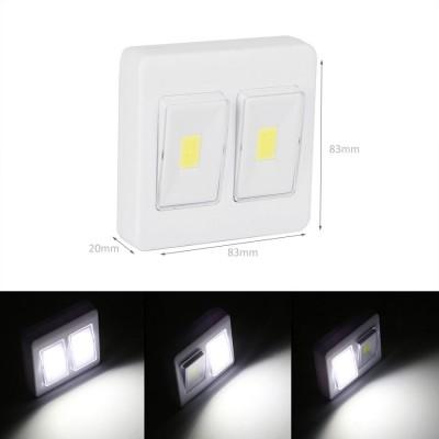 Dual Cordless Switch Light - LED