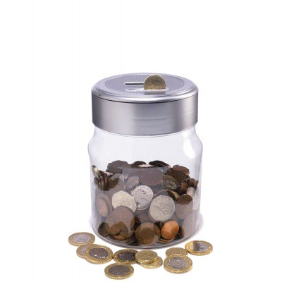 Coin Counting Money Jar with LCD Screen