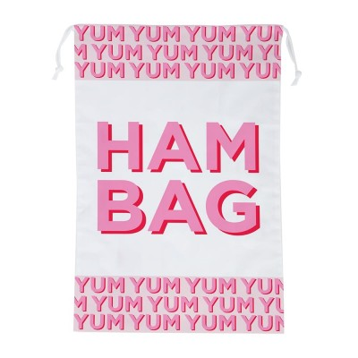100% Cotton Ham Bag