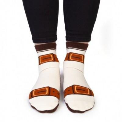 Old Fart Feet Speak Socks