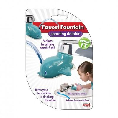 Dolphin Faucet Fountain