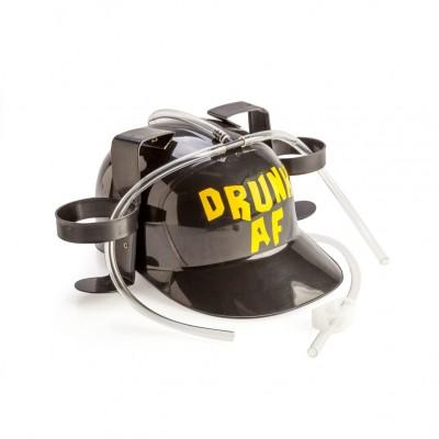Drunk AF Drinking Hat