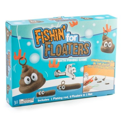 Fishin' for Floaters - Bath Fishing Game