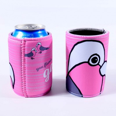 Kurly Wurly Bar Stubby Holder Cooler