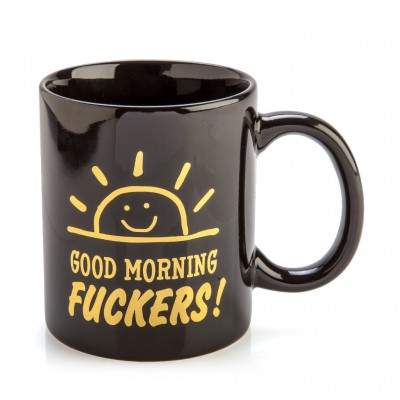 Good Morning F*ckers Mug