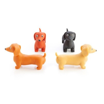 Dachshund Sausage Dog Novelty Stretch Toy