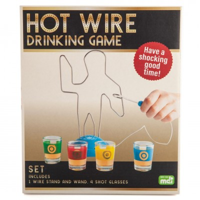 Hot Wire Shots Drinking Game