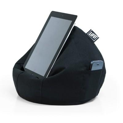 iCrib Tablet Bean Bag Cushion - Black