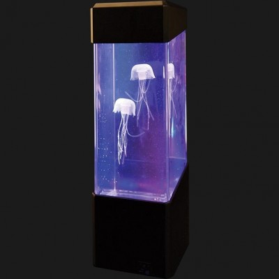 Jellyfish Light and Motion Lamp