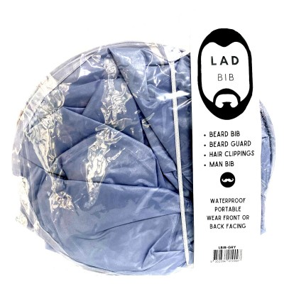 The Lad Bib - Shoulder Shaving and Hair Catcher