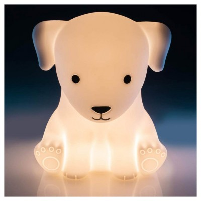 Soft Touch Sensitive LED Puppy Dog Night Light