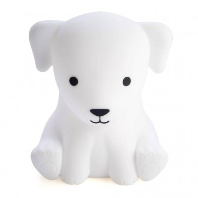 Soft Touch Sensitive LED Puppy Night Light