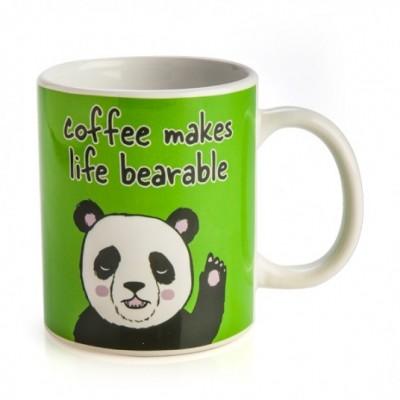 Panda Coffee Mug Tea Coffee Cup
