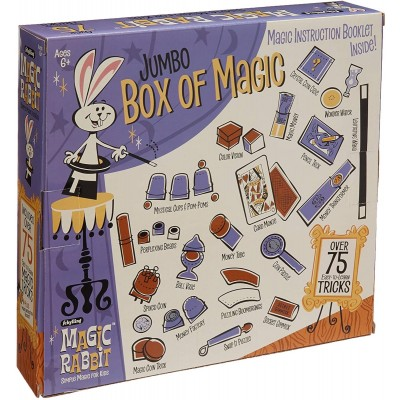 Magic Rabbit Jumbo Box of Magic