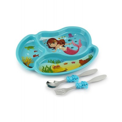 Me Time Meal Set - Mermaid