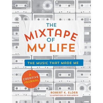 The Mixtape of My Life - Guided Journal