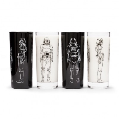 Original Star Wars Stormtrooper Glass Set