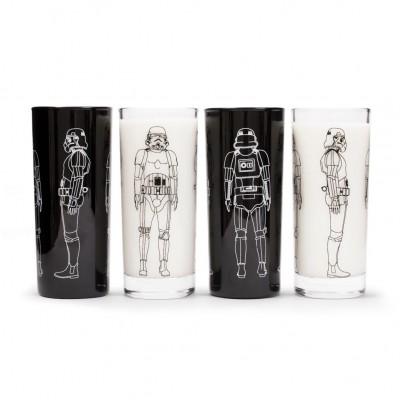Original Star Wars Stormtrooper Glass Set