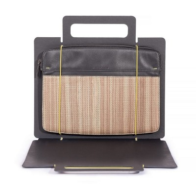 Pininfarina Folio iPad Holder Sleeve - Walnut