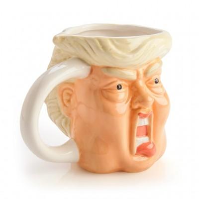 President Donald Trump 3D Mug