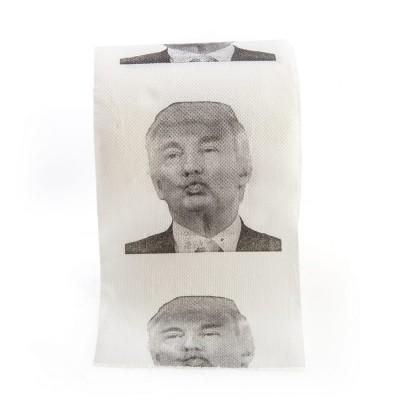 President Dump - Donald Trump Toilet Paper