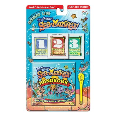 The Original Sea Monkeys - Instant Life Pack