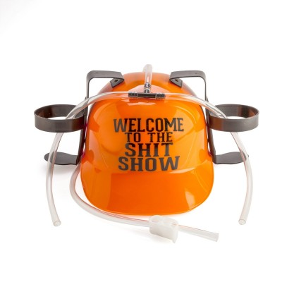 Welcome To The Shit Show Drinking Hat