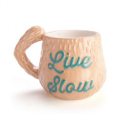 Sloth 3D Animal Mug