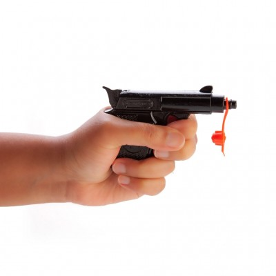 Die Cast Metal Spud Gun Dual Action