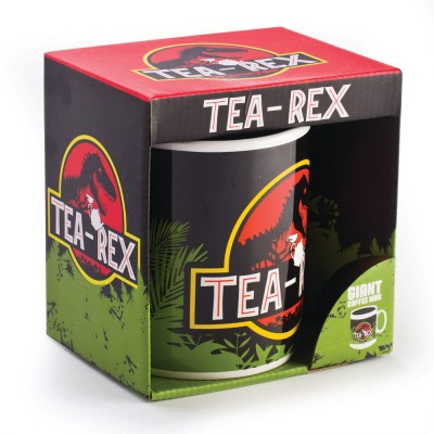 Tea-Rex Giant Mug
