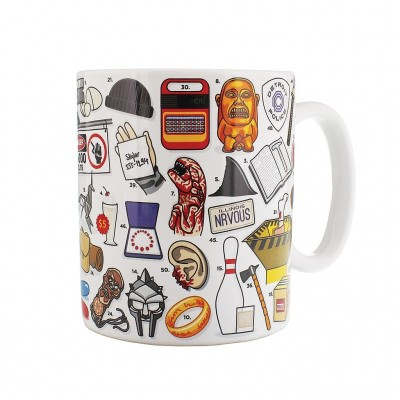 The Movie Buff Mug
