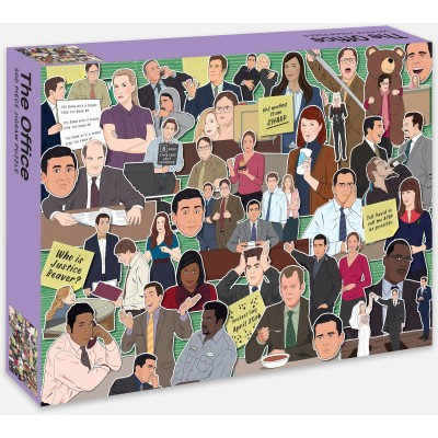 The Office 500pc Jigsaw Puzzle