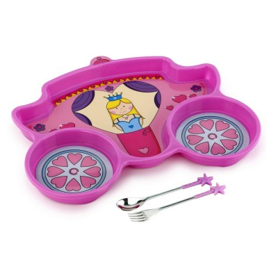 Urban Trend Me Time Meal Set - Princess