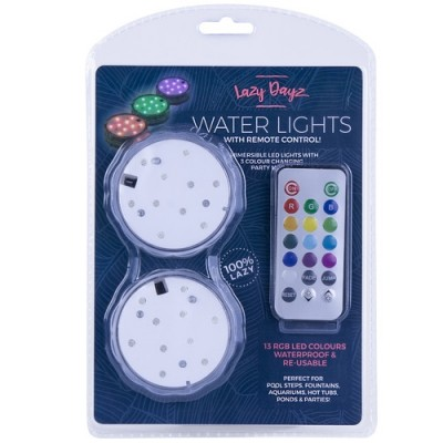 Water Lights Colour Changing Submersible Pool Lights