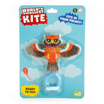 World's Smallest Kite - 3 Assorted Bird Designs