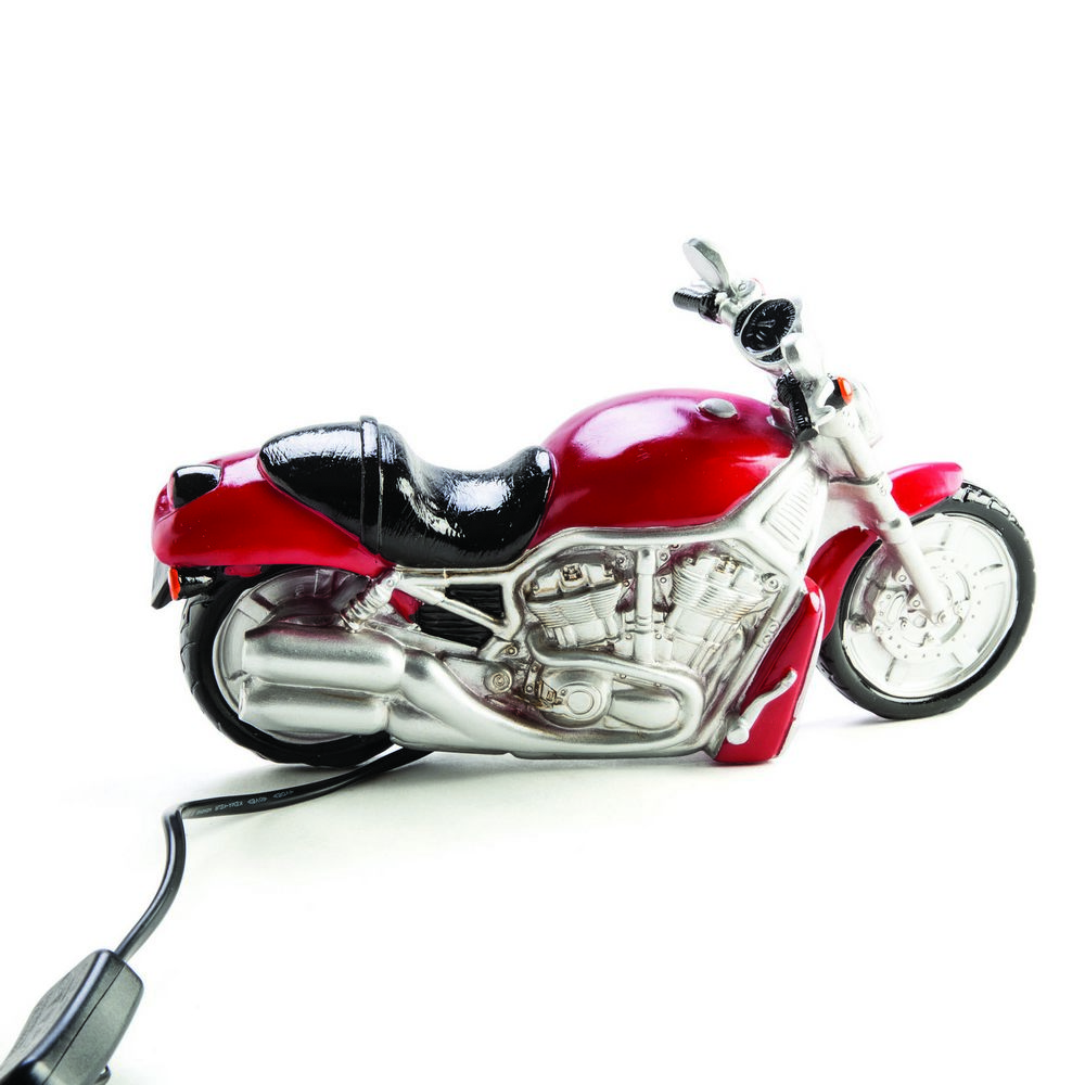 Motorcycle Table Lamp